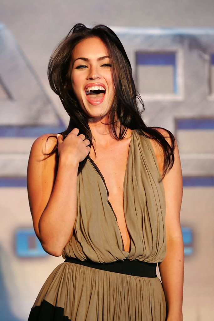 "Megan Fox Photos Photos: ""Transformers"" Press Conference ..."