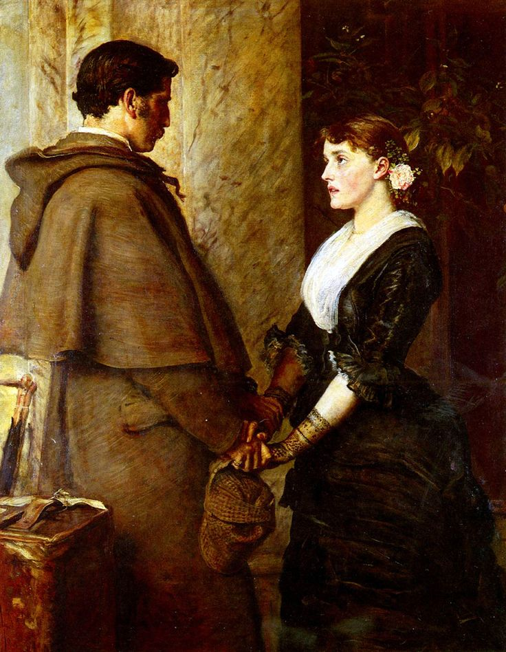 Sir John Everett Millais, 1877, Yes. Oil on canvas. Private collection (also In the Victorian era art 1837-1901)