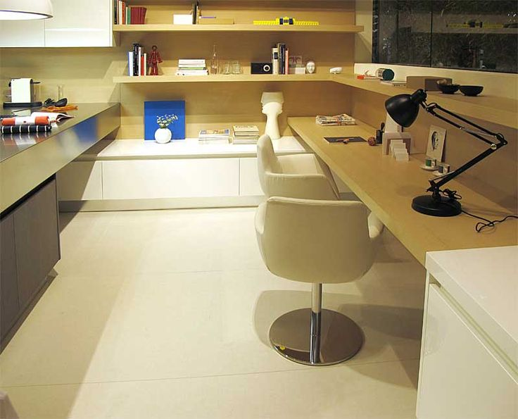 Living Space Integration in Kitchen Design