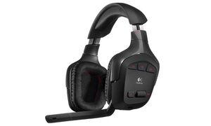 Groupon - Logitech Wireless Gaming Headset G930 with 7.1 Surround Sound (Manufacturer Refurbished). Groupon deal price: $44.99
