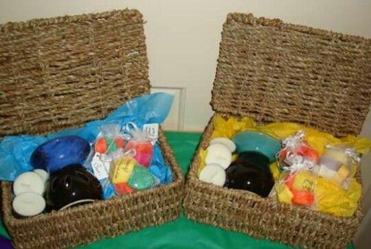 Gift basket sample