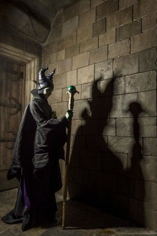 Villain's Gallery: Maleficent from 'Sleeping Beauty' « Disney Parks Blog