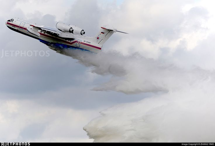 Photo of RF-31120 - Beriev Be-200ChS - Russia - Ministry for Emergency Situations (MChS)