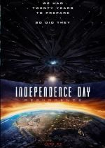 Independence Day: Resurgence - Two decades after the first Independence Day invasion, Earth is faced with a new extra-Solar threat. But will mankind's new space defenses be enough?
