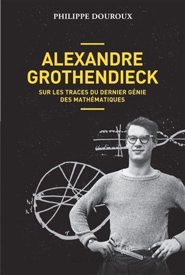 Biographie d'Alexandre Grothendiek (1928-2014), un grand mathématicien. Il a inventé la géométrie moderne. Inquiet de ce qui pourrait découler de ses découvertes, il s'était retiré du monde et a demandé que ses notes et ses écrits ne soient pas étudiés. [Renaud-Bray]