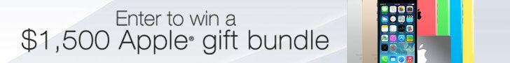 Free $1500 Apple Gift Card http://azfreebies.net/free-apple-gift-card/