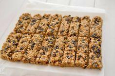 La chica de la casa de caramelo: Barritas de cereales para el desayuno