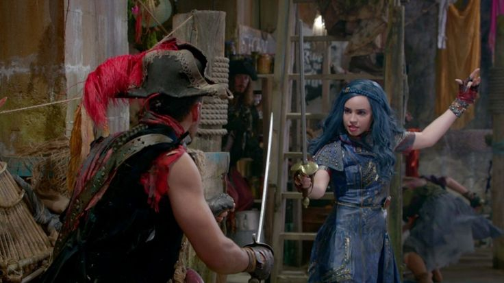 disney's descendants 2 movie - 736×413