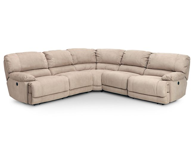Cloud Ii 5 Pc Sectional Sofa Mart 1 844 763 6278 1845