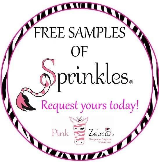 "Free samples just ask! Try Pink Zebra Sprinkles Wax Melts!  ▪️Each bag is 2""x3"" and contains (1) tablespoon size scoop (3/4 oz) of scent..     ✨ Use ONE bag in any brand electric wax melter to give you 30+ hours of scented goodness!  These sprinkles are highly concentrated so a little bit goes a long way!!  www.pinkzebrahome.com/JessicaSpiegel"