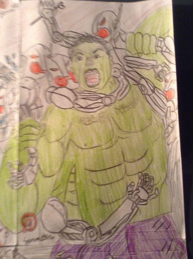 Hulk A2