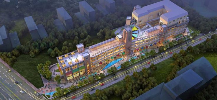 AMB Selfie Street is new residential project in land of Gurgaon at Sector 92. This project is going to be building in 3.5 acres land area. Consist (G +5) floor option in which 1st and 2nd floor will have retail and anchor stores chain plus 3rd floor will based of a food court 4th and 5th floor will contain a 6 screen multiplex by PVR Cinemas. The size available in Selfie Street Gurgaon  is 250 sq. ft. and go up to 4608 sq. ft. AMB Selfie Street gives a option that is affordable to everyone.