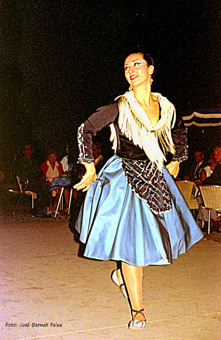 Flamenco in 1969, Sitges (Barcelona)