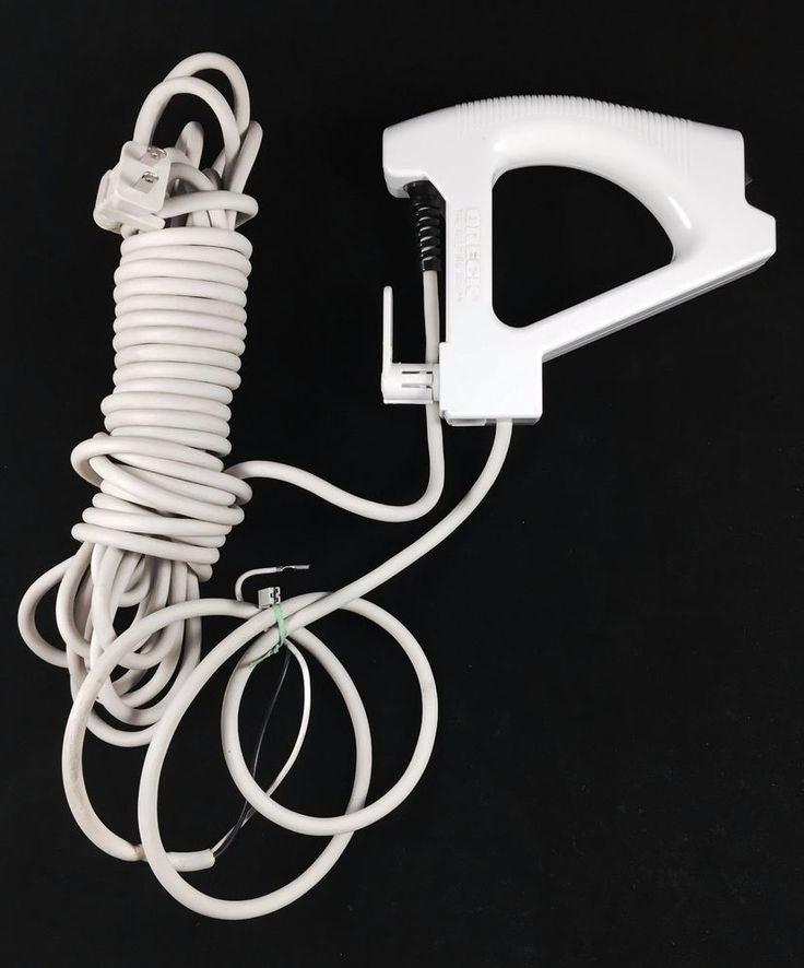 Oreck XL Handle Switch Power Cord From Model U3700HHA