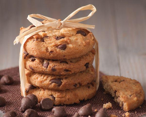 Sorprende a mamá con esta deliciosa receta de galletas de chispas de chocolate. ¡Una delicia!