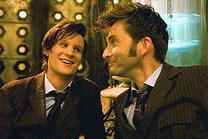 Doctor Who : Ce que serait devenue la série si David Tennant était resté - Unification France