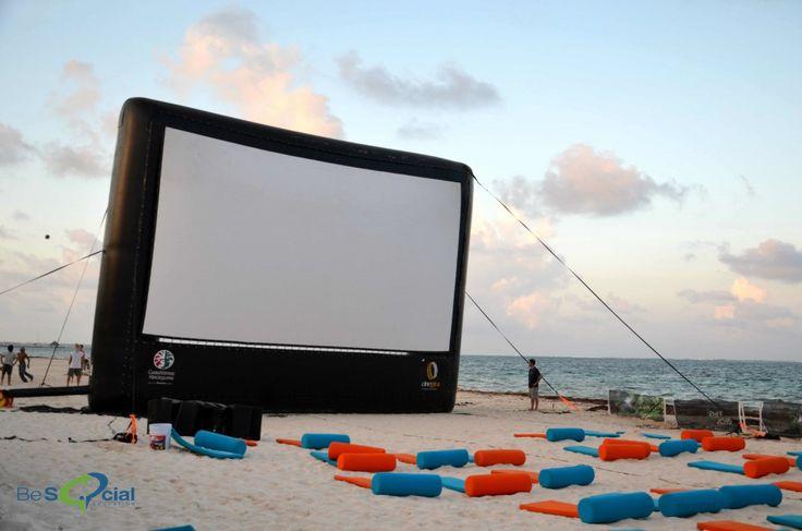 RIVIERA MAYA FILM FESTIVAL: CINE EN EL CARIBE MEXICANO
