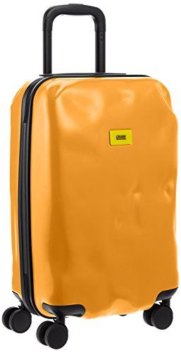 Crash Baggage ,  Uni Koffer Naranja 55 cm  Handgepäck   JETZT ANSEHEN #Crashbaggage #Handgepäck #Koffer #Trolley