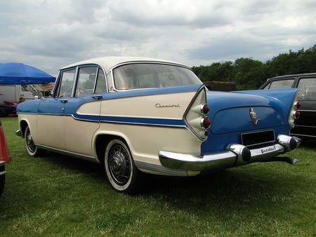 1957 Simca Vedette Chambord