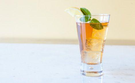 Happy #IcedTeaDay! #Epicure Elderflower Bubble Iced Tea