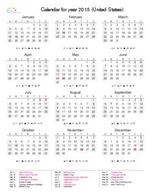 Best 25+ Year calendar 2015 ideas on Pinterest Free calendar - yearly calendar
