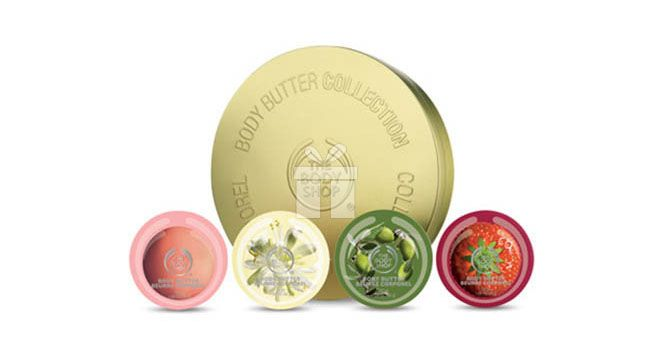 Tin Body Butter Fruit #cosmetice #thebodyshop #cadouri #cadourifemei