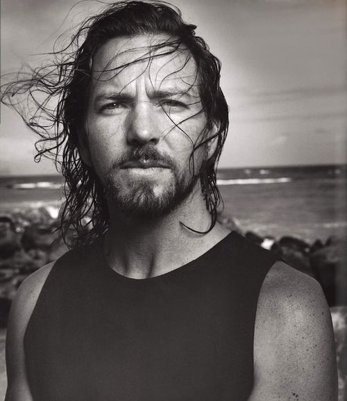 Eddie Vedder! The Best!!