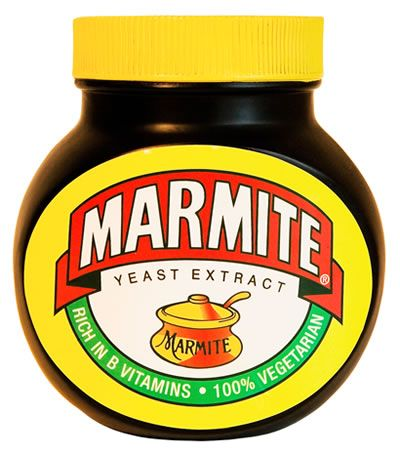 Still on the fence with the great Marmite vs Vegemite debate. Since I am a yank, guess I don't have to choose!