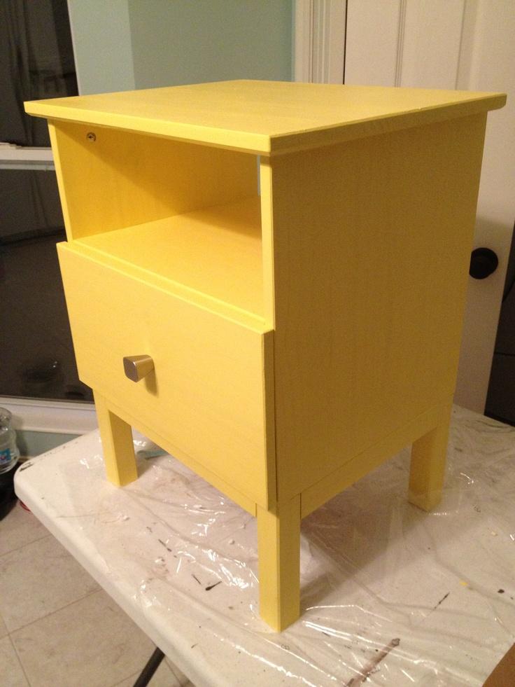 best 20+ yellow nightstand ideas on pinterest | yellow teens