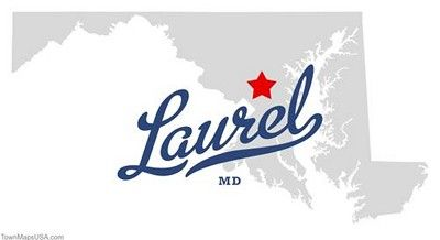 Laurel, a city in northern Prince George's County, Maryland, in the United States is situated midway between Washington, D.C., and Baltimore on the Patuxent River.