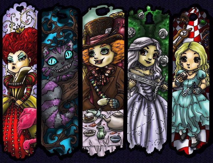 Alice in wonderland disney