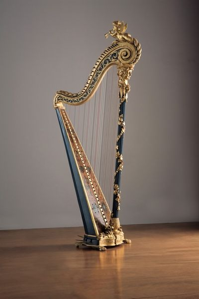 Museo dell'Arpa Victor Salvi > Harps in the cinema