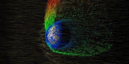 Las nubes interestelares desgastan la atmósfera de Marte