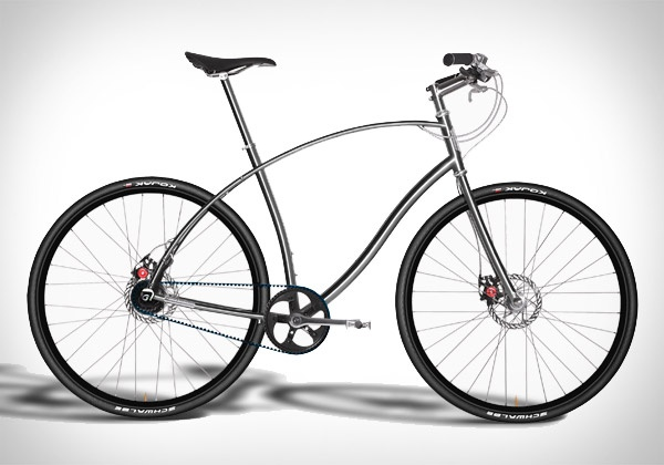 Budnitz No. 1 Titanium Bike.... | Uncrate | The Best Gear For Guys