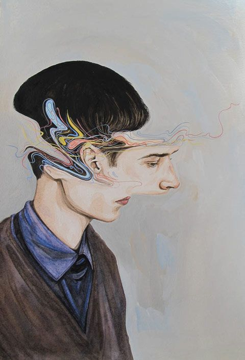 Henrietta Harris NZ Artist from Flavorwire
