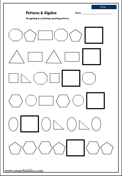 15 Best Patterns And Algebra Images On Pinterest | Teaching Ideas