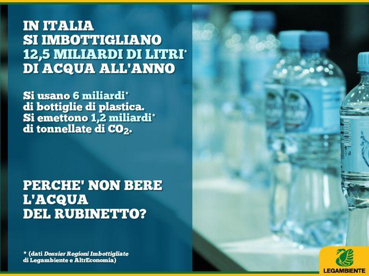Dossier Regioni Imbottigliate: http://www.legambiente.it/contenuti/dossier/regioni-imbottigliate