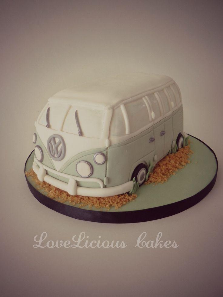 Volkswagen Van..Cake