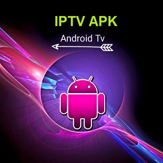 IPTV APK Android tv application Eğlence