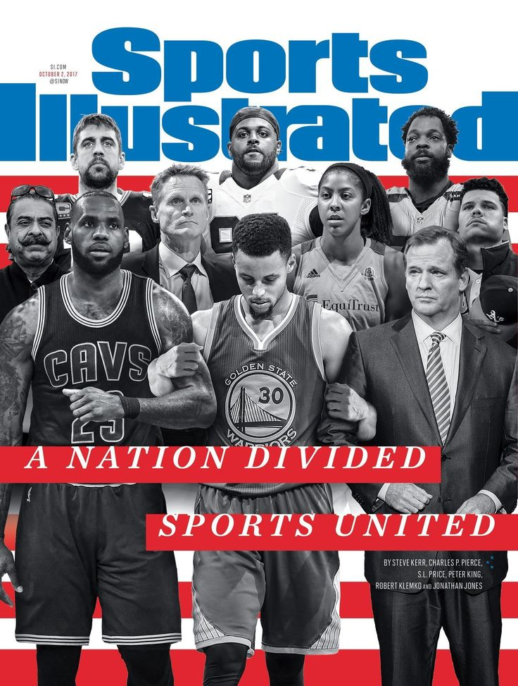 Sports Illustrated Cover Makes Powerful Show Of Unity | HuffPost