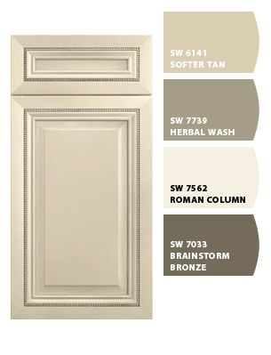 Paint colors from Chip It! by Sherwin-Williams biscotti ...