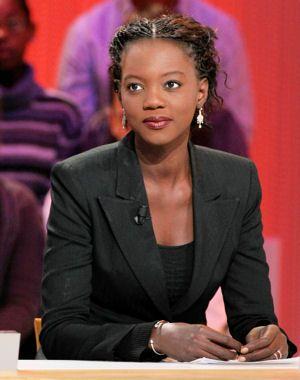Rama Yade, #Nicolas #Sarkozy's Defense&Sports Minister!