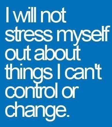 #DontStress #ThoughtILove