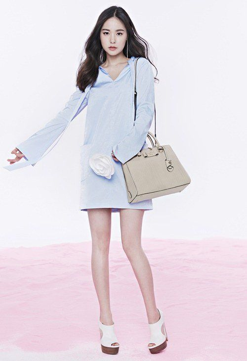 Min Hyo Rin Endorses Samantha Thavasa | Koogle TV