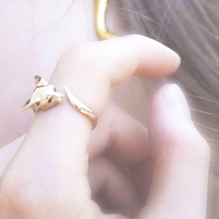 Lamorne Ring #catring #ring #finejewellery #london #lubomirska