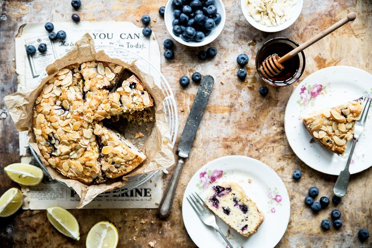 MOUTHWATERING BLUEBERRY AND LEMON CAKE | Bea's cookbook