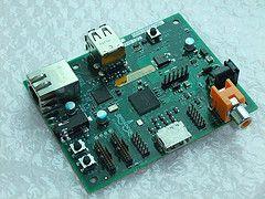 Raspberry PI, una PC del tamaño de una tarjeta de crédito  (Raspberry PI, a PC…