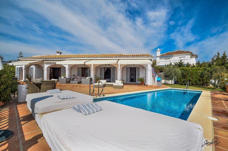 Holiday home Málaga Andalucía Villa Spain for rent Corfu
