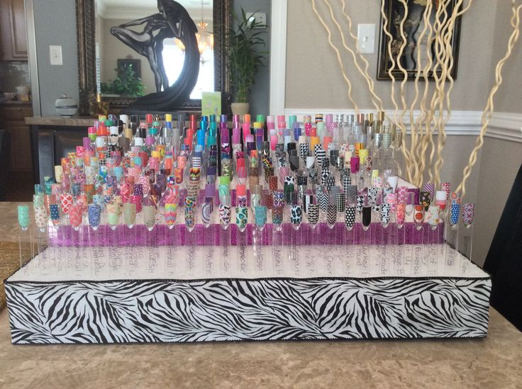 Best way to display your jamberry nail art wraps using styrofoam best way to display your jamberry nail art wraps using styrofoam i bought my samples from a sample swap like this one list is filling fast pa prinsesfo Image collections