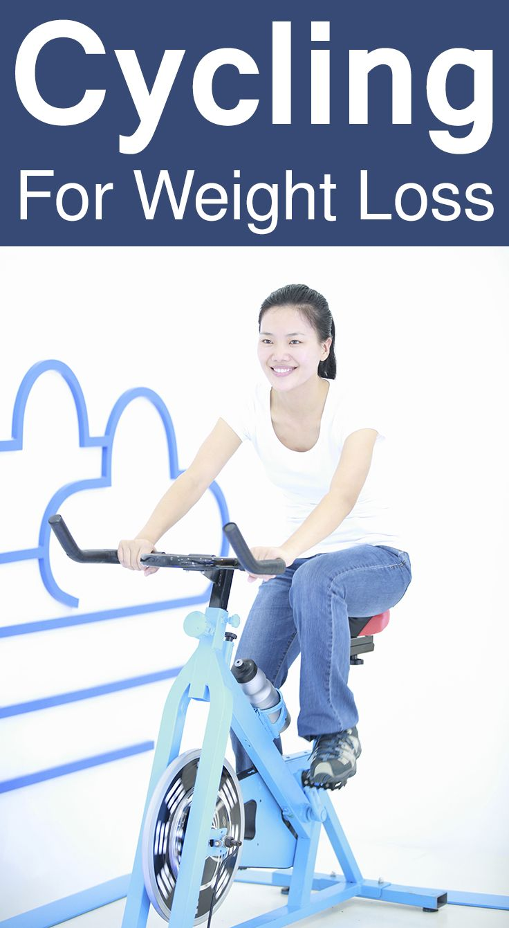 How Does Cycling Result In Weight Loss?